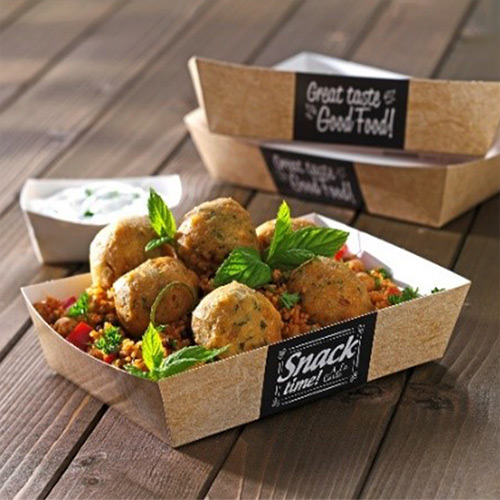 Takeaway Food Trays